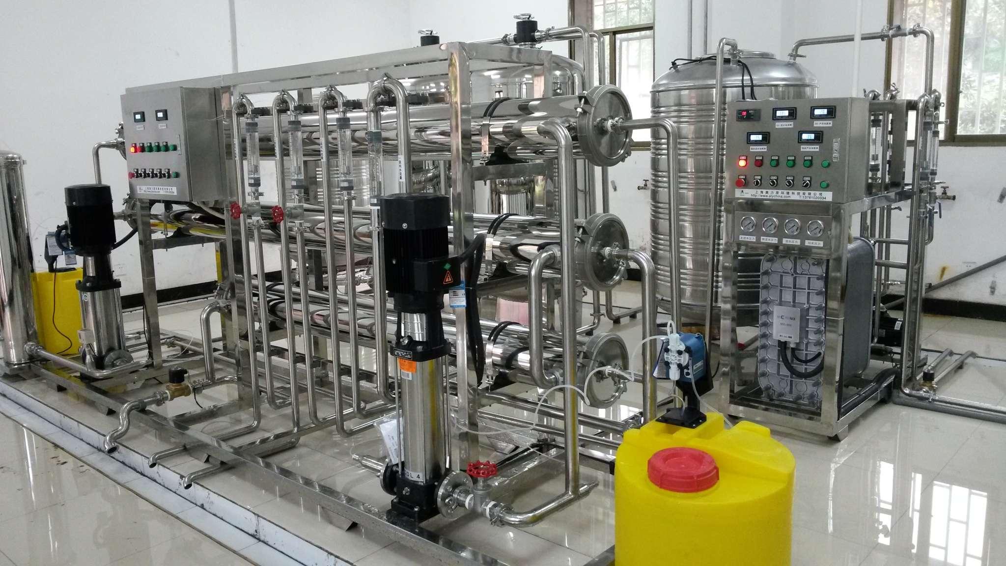 2T/H超純水(EDI)設備