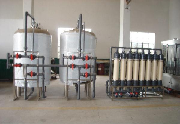 公共水处理设备